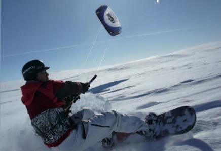 HQ snowkite range 2012