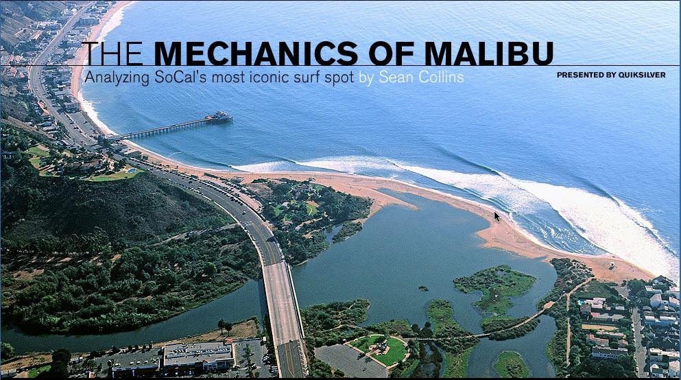 Comment Malibu roule des mécaniques