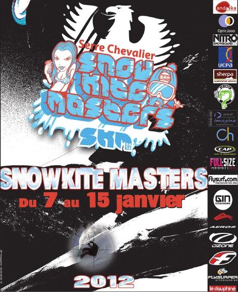 Snowkite Masters 2012