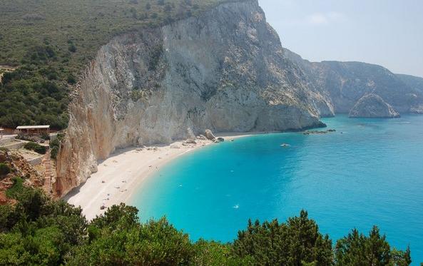 Kiter en Grèce cet été