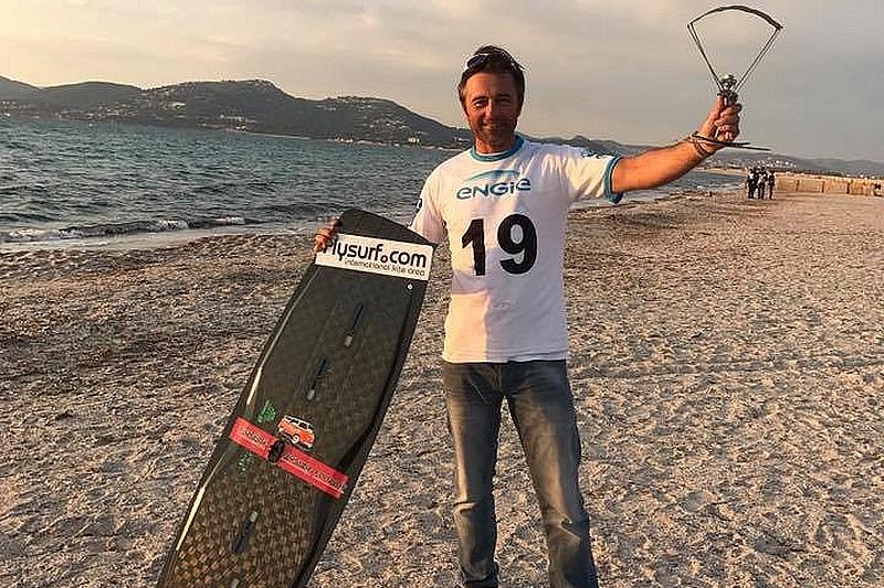 Stéphane Ribert vice-champion de France !
