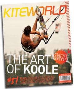 Kiteworld n°51 dans les bacs
