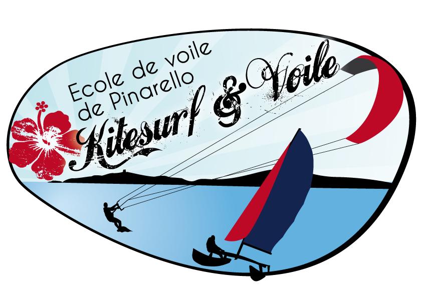 Une école de kite en Corse
