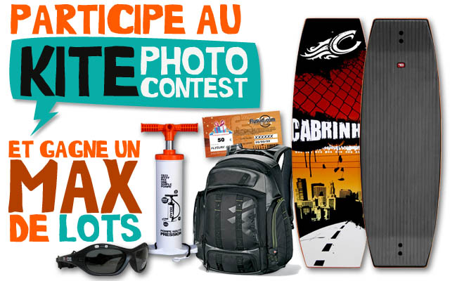 Flysurf lance son Kite Photo Contest !