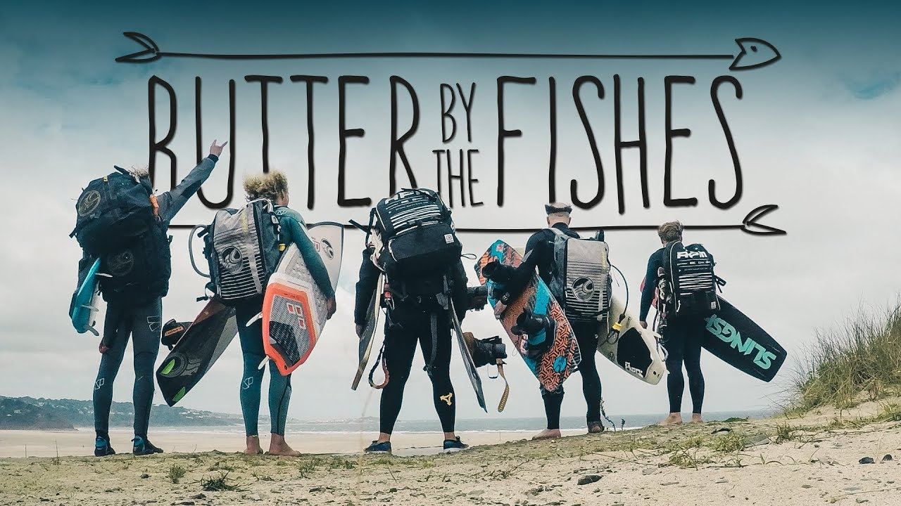 Butter by the fishes - The movie