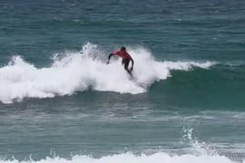 Retour des compétitions de surf WQS avec Jorgann Couzinet !