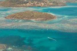 Karen Millet et ses skills en kitesurf en Martinique !