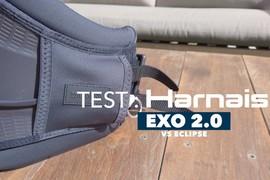 TEST: Harnais EXO2.0 vs Eclipse Manera 2021 by Antoine Minart