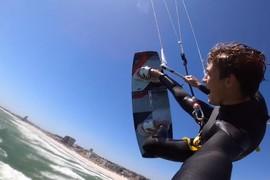 Kite trip à Cape Town avec Clement Huot