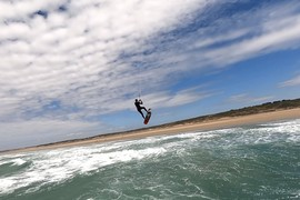 French Trip avec le kitesurfeur Kevin Langeree