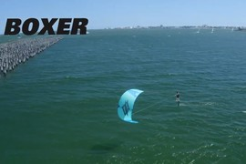 La nouvelle aile de Kite Naish Boxer S26 2022 est dispo à la précommande !