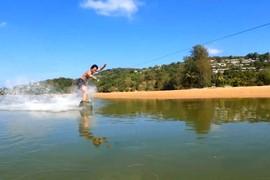 Wake Trip en Thaïlande avec Daniel Grant