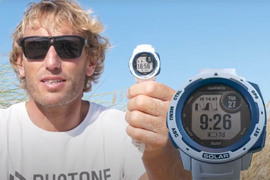 Test Garmin Solar Surf by Bertrand Beauchet