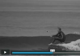 Le surf à la racine