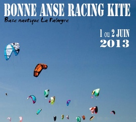 Bonne Anse Racing Kite