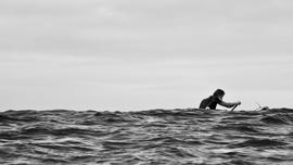 La mer à bout de bras
