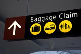 Plan Loose à l'aéroport