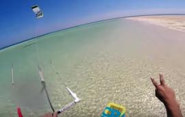 Le kite résumé en 2 mn