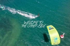 L'essence même du kitesurf