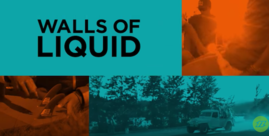 Walls of liquid