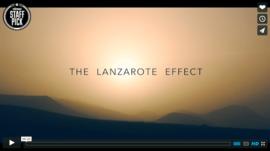 Lanzarote. L'effet Lanzarote...