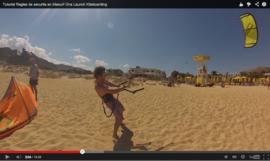 Apprenez le kitesurf : les règles de sécurité en kite