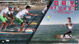 Derby kite & Sup à la Baule