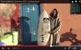 Kepa Acero au Maroc