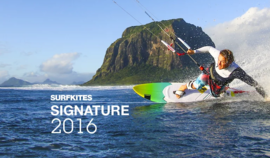 F.ONE Signature surfboard 2016