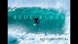 Blue Blood in Fuerteventura