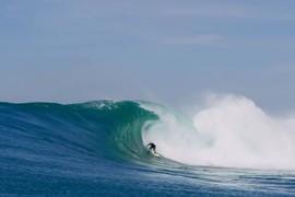 Immersion dans le monde incroyable du surf de gros !