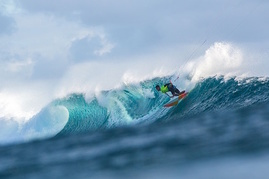 Mauritius Wave and Strapless Freestyle