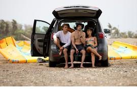 Noe En La Playa (Part #1)