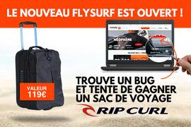 Flysurf.com se fait un lifting !