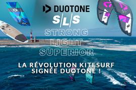 La révolution signée Duotone Kiteboarding
