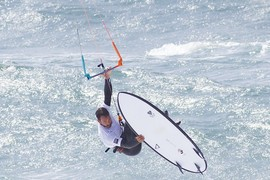 Paul Harel Free Surfer