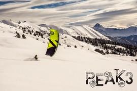 La Peak 3 en action