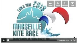 Marseille Kite Race. Le résumé