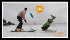 Golf Snowkite