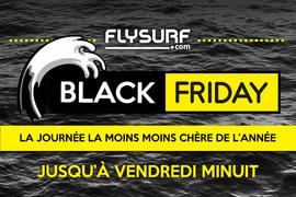 C'est le Black Friday sur Flysurf.com !