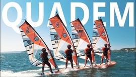 Quadem la révolution du windsurf !