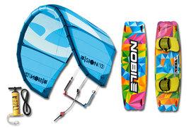 Exclusivité Flysurf.com : une aile, une board, une pompe pour 999 €