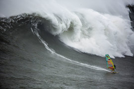 The Windsurf Project - Project One - Nazaré