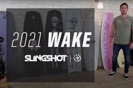 Slingshot Wakeboard 2021 | Présentation