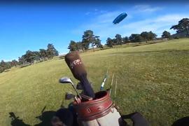 Golf kite