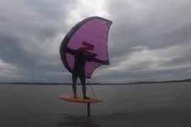 Retour à l'eau Team Flysurf #Covid #Acte2