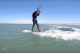 Tuto strapless kite OLK