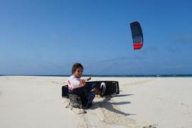 Louka Pitot Naish Kiteboarding