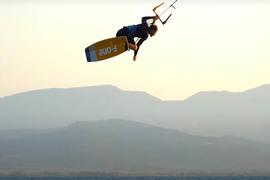Liam Whaley en Grèce
