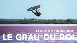 Le Grau-du-Roi, paradis du kitesurf